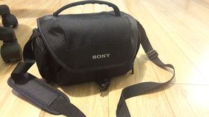 Camera sony 6300, Bag and Sd 128 gb for Sale in Tampa, FL