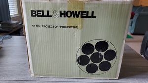 Bell & Howell 10MS Dual 8mm (Super 8mm / Std 8mm) Variable Speed Projector for Sale in Lutz, FL