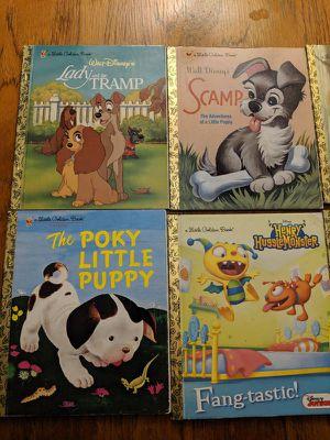 10 Walt Disney a little golden books for Sale in Los Angeles, CA
