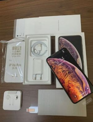 iPhone xs max for Sale in Hoxeyville, MI