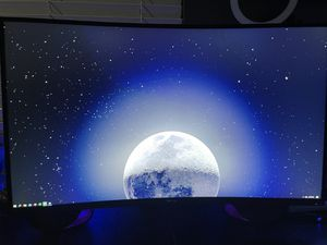 Acer 31.5in 2K Curved Gaming Monitor for Sale in Chatsworth, CA