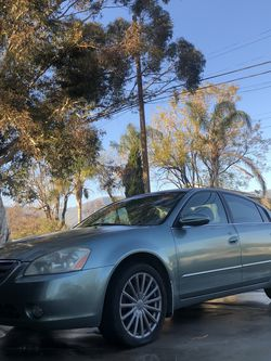 2002 Nissan Altima for Sale in San Bernardino,  CA