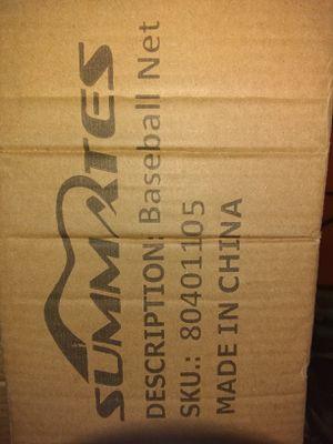 BASEBALL PRACTICE NET for Sale in Duncanville, TX