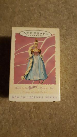 Hallmark Barbie Rapunzel ornament for Sale in Glendale, AZ