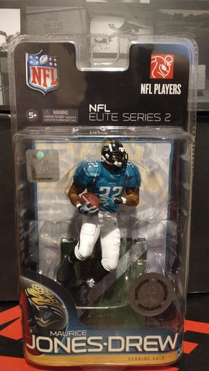 NFL Maurice Jones-Drew McFarlane toys for Sale in Covina, CA