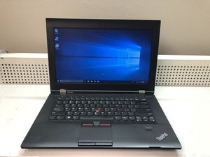 ThinkPad laptop 14 inch i3 processor 6 gb ram win 10 for Sale in Medford, MA