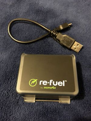 Digipower - Re-Fuel External Rechargeable Lithium-Ion Replacement Battery for GoPro HERO3/4 for Sale in San Francisco, CA