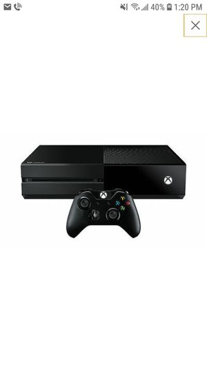 Xbox one for Sale in Evesham Township, NJ