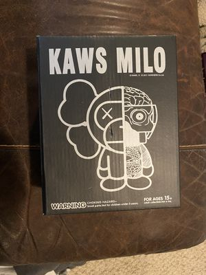 KAWS Bape Milo Collectible for Sale in Duncan, SC