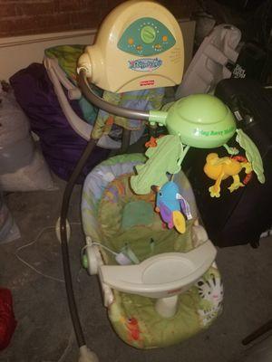 Baby swing for Sale in Denver, CO