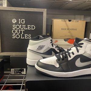 "Air Jordan 1 Mid ""White Shadow"" for Sale in Philadelphia, PA"