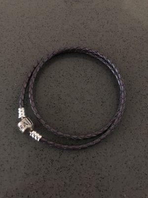 Pandora Leather Bracelet for Sale in Las Vegas, NV