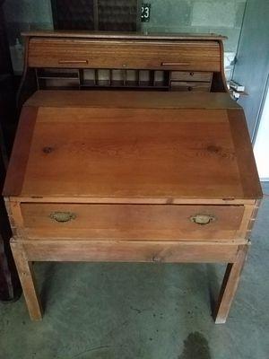 Old vintage Secretary desk. for Sale in Nashville, TN