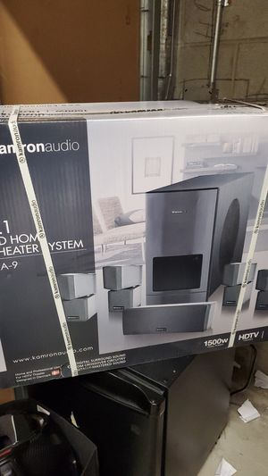 KAMRON AUDIO HOME SYSTEM for Sale in Los Angeles, CA