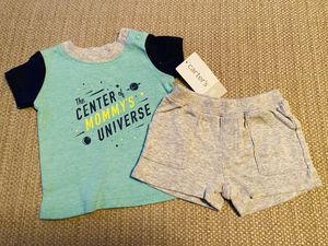 NWT The Center of Mommy's Universe NB for Sale in Elizabethton, TN