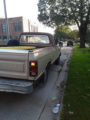 DODGE RAM D-150 1983 PICKUP 59,000 MILES for Sale in Chicago, IL