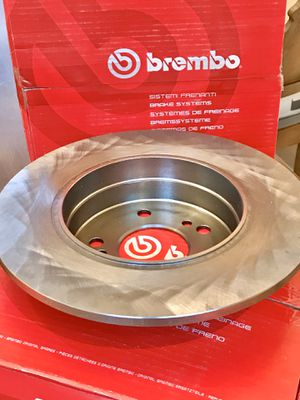 NEW BREMBO Mercedes Benz Rear Rotors for Sale in Chula Vista, CA