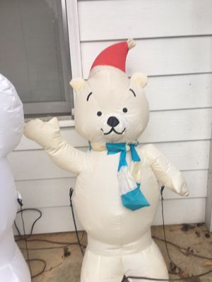 Christmas blow ups for Sale in Canton, GA