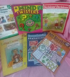 Thinking Activities For 2nd Graders for Sale in Gilmer, TX