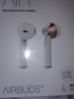 Airbuds Air1 True Wireless Metal Earbuds for Sale in Federal Way,  WA