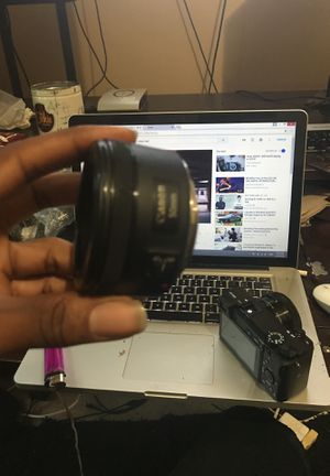 Canon 50mm lenses for Sale in Stone Mountain, GA