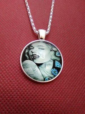 Marilyn Monroe Necklace for Sale in Columbus, OH