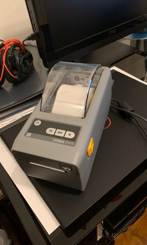 Zebra ZD410 Label Printer like new for Sale for sale  Brooklyn, NY