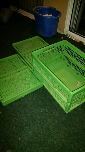 Collapsing storage containers for Sale in Las Vegas, NV