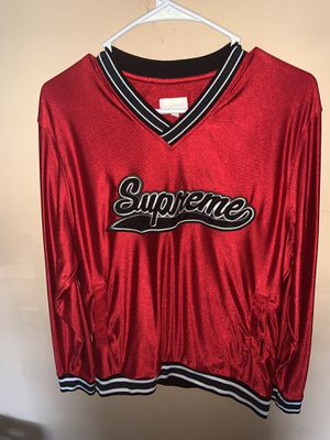 Supreme Pullover Jersey for Sale in Elgin, TX