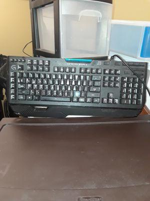 Logitech G910 keyboard for Sale in Binghamton, NY