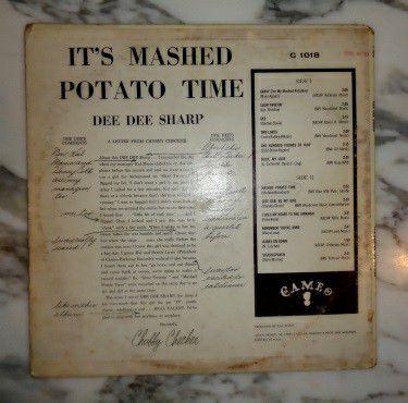 It's Mashed Potato Time!