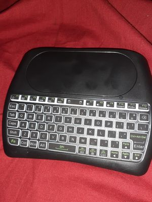 Wireless Keyboard (USB) for Sale in Fresno, CA