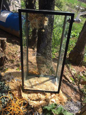 55 gallon aquarium for fresh/salt. Or any small animal :) for Sale in Harrisonburg, VA