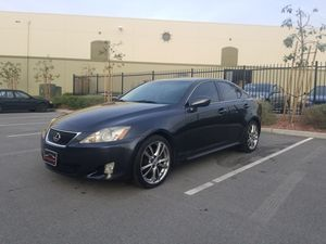 2008 LEXUS IS250 WITH TOUCH SCREEN for Sale in Baldwin Park, CA