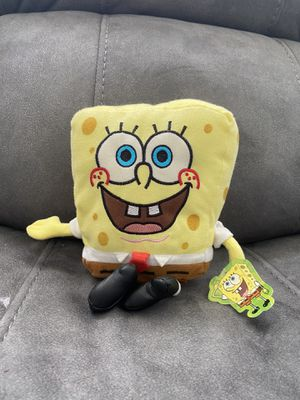Spongebob Plush NOT FREE BEST OFFER for Sale in Miami, FL