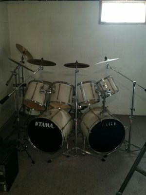 1992 TAMA Rockstar-DX Drum Kit for Sale in Montello, WI
