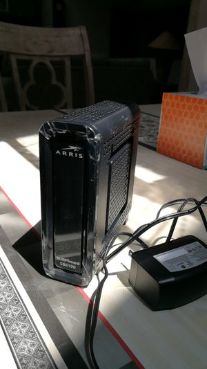 Cable Modem for Sale in Hilliard, OH