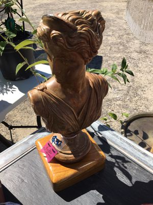 Carved Wood Statue for Sale in Manteca, CA