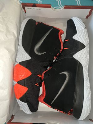 Brand new men's air Kyrie 4 shoes size 11 only .Price is firm for Sale in The Bronx, NY