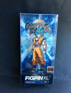 FigPin XL Dragon Ball Z SSGSS GOKU for Sale in San Francisco, CA