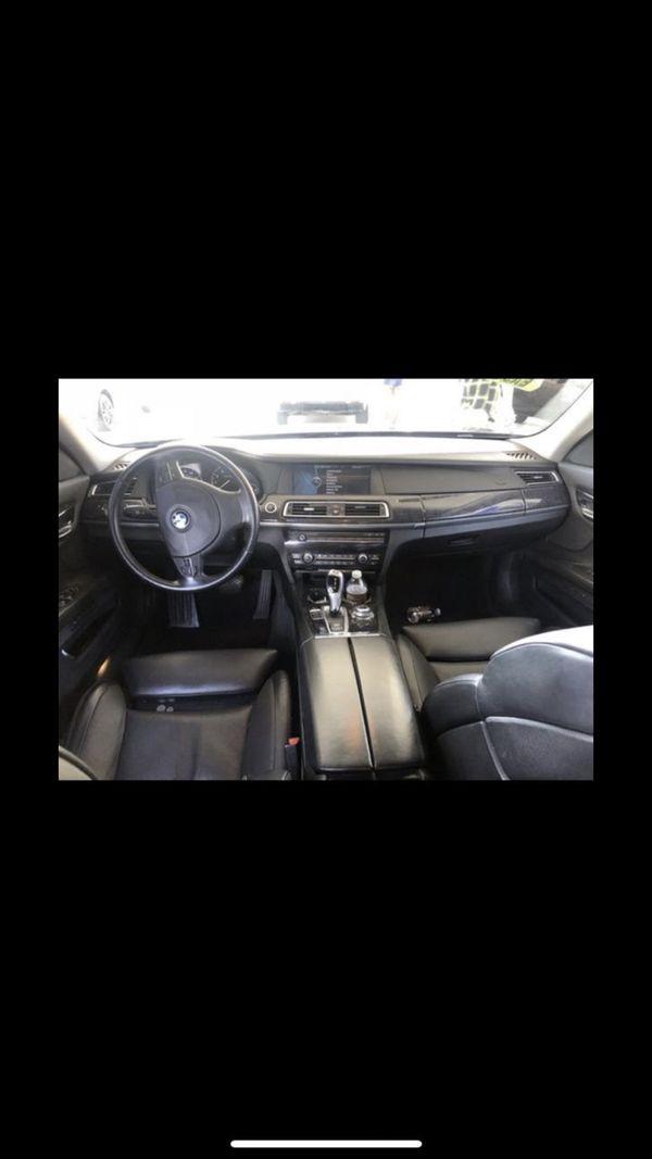 750li twin turbo bmw ... needs transmission
