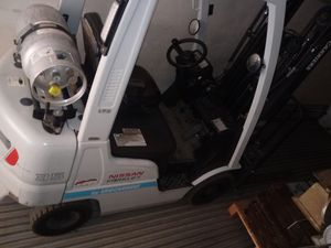 Forklift Nissan for Sale in Fresno, CA