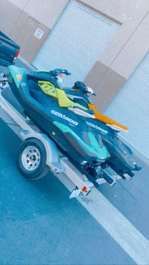 2021 Sea Doo Jet Skis for Sale in San Marcos, CA