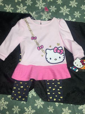 Hello kitty set 18 months bnwt for Sale in Baltimore, MD