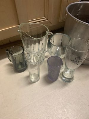 Free Glass Items for Sale in Arlington, TX