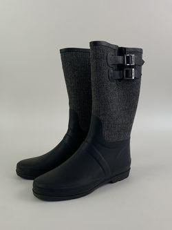 Chooka Rain Boots Women's Size 10 Herringbone Dual Buckle Rain Boot for Sale in Alpharetta,  GA