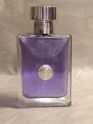 Price Reduced Versace Pour Homme men's fragrance no lid for Sale in Salt Lake City, UT