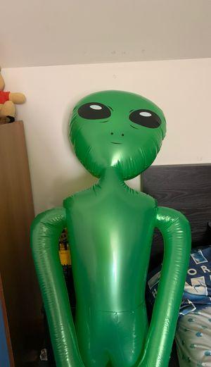 Giant blowup alien for Sale in Milford, DE