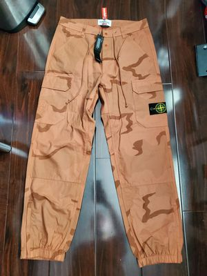 Supreme x Stone Island Coral Pants Sz 30 DS with Tags for Sale in San Diego, CA