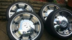 24inch rims for Sale in Pittsburgh, PA